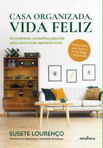 capa livro susete lourenco Susete Lourenço consultora em organização