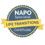 Certificado Life Transitions Susete Lourenço