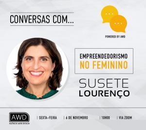0 Susete Lourenço consultora em organização