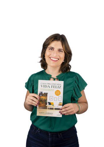 Susete Lourenço ensina a pôr ordem na cozinha e na despensa