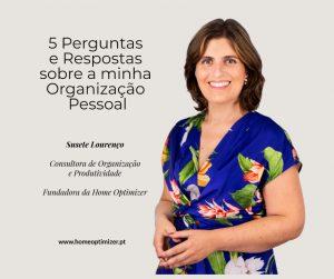 page 1 Susete Lourenço consultora em organização