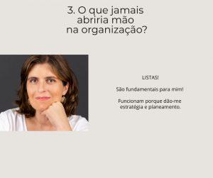page 4 Susete Lourenço consultora em organização