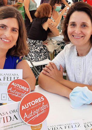 Sessão de autógrafos Feira do Livro de Lisboa